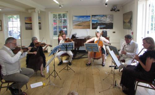 Aspidistra Drawing Room Orchestra  May Concert 2018