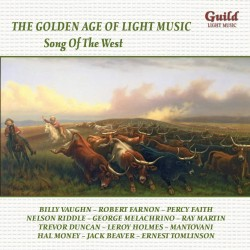"GUILD LIGHT MUSIC GLCD5215 ""Song of the West"""