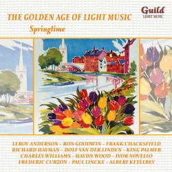 "GUILD LIGHT MUSIC GLCD5216 ""Springtime"""