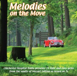 Melodies on the move - CHRCD1