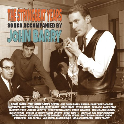 The Stringbeat Years Songs accompanied by John Barry